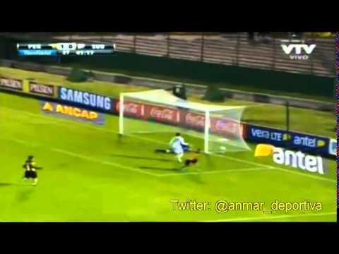 Peñarol 2-0 Sud América (Radio Carve)
