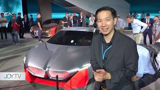 [spin9] พาชม BMW Vision M NEXT ยานยนต์อนาคตจาก BMW