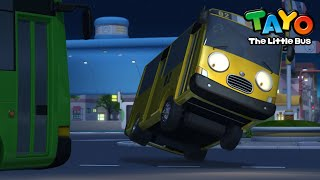 Tayo English Episodes l Lani's frightened night l Tayo the Little Bus