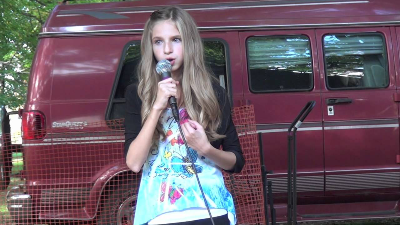 Mine Taylor Swift Cover Live By 11 Yr Old Madi