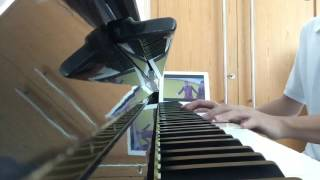 We Are Number One but it's played on the piano