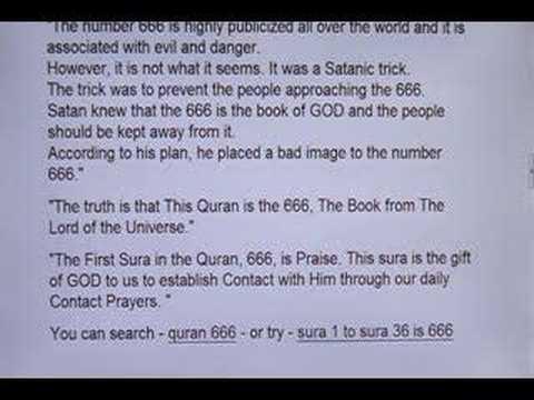 Satanic Origins: 666   Amos37