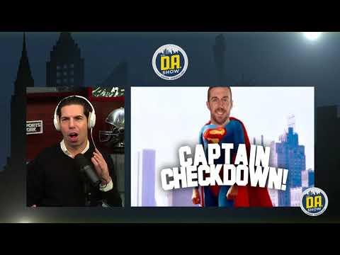 Alex Smith is Captain Checkdown! I D.A. on CBS