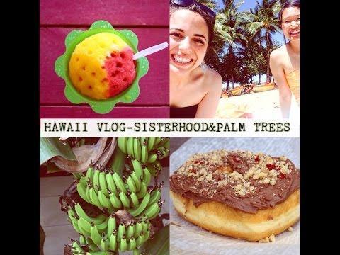 ~Hawaii Travel Vlog 2016~Sisterhood