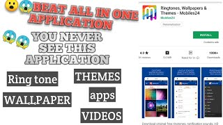 Wow power full best all in one applications mobile 24