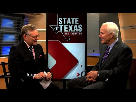 John Cornyn Full Interview