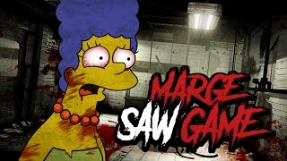 MARGE SAW GAME