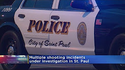 3 Shootings Reported In St. Paul During Cinco De Mayo