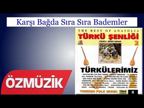 Karşı Bağda Sıra Sıra Bademler - Türkü Şenliği 2 (Official Video)