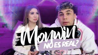 MONWIN NO ES REAL? 💔☁