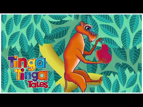 Why Baboon Has a Bare Bottom   Tinga Tinga Tales Official   Full Episode   Kids Cartoons