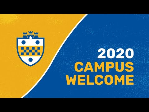 University of Pittsburgh Johnstown -  2020 Campus Welcome