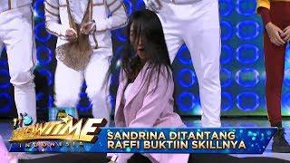 Mantuul!! Sandrina Ditantang Raffi Buktiin Skill Dancenya - It's Show Time Eps 5