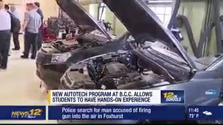 BCC Automotive Technology Program - News 12