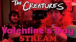 Valentine's Special   James and Aleks Stream Part 1 (02/12/2014)