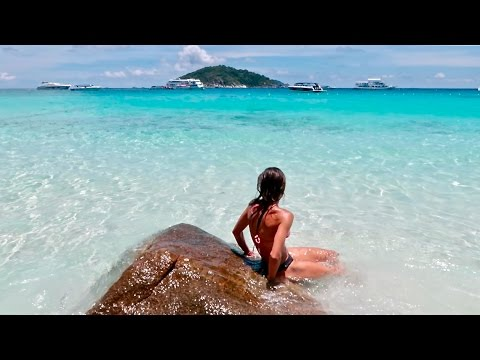Best of Phuket & Similan Islands snorkeling