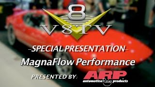 MagnaFlow Performance and Chip Foose Pantera at SEMA 2015 Video V8TV