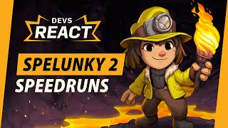 Spelunky 2 Developers React to Multiple Speedruns