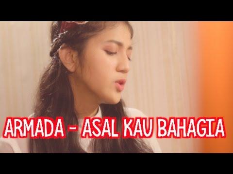 ASAL KAU BAHAGIA - ARMADA (COVER)  || Vhiendy Savella