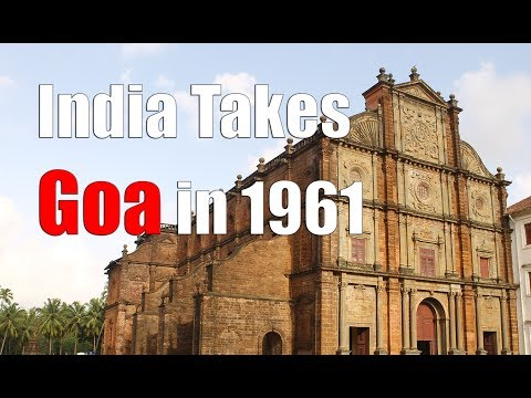 GOA DIU And DAMAN Independence 1961 History In Hindi
