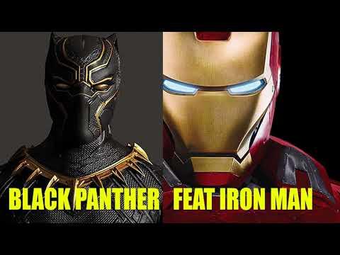Black Panther (Kara Panter) Feat Iron Man - Süper Kahraman Şarkısı