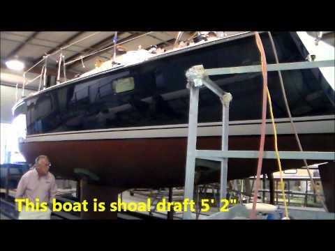 Blue Jacket 40 Sailboat For Sale