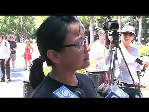 Berkeley Teacher Charged In Connection With Riot At 2016 Sacramento Rally