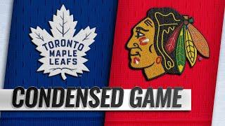 10/07/18 Condensed Game: Maple Leafs @ Blackhawks