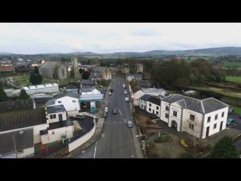 PARROT Bebop 2 small Irish town
