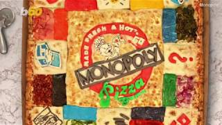 Monopoly's New Pizza Game Is Here and It Comes In a Takeout Box!