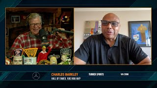 Charles Barkley on the Dan Patrick Show (Full Interview) 1/14/21