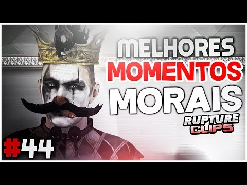 #44 MORAIS: TWITCH MELHORES MOMENTOS