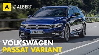 Volkswagen Passat Variant 2019 | Ibrida o diesel?