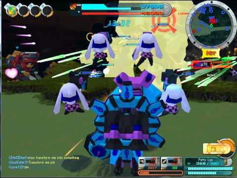Cosmic Break - GM Event 01