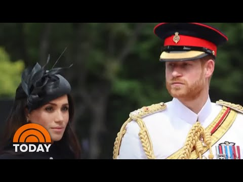 Sherry Mackey -  Prince Harry & Duchess Meghan Have Shocked The World And Royal Family