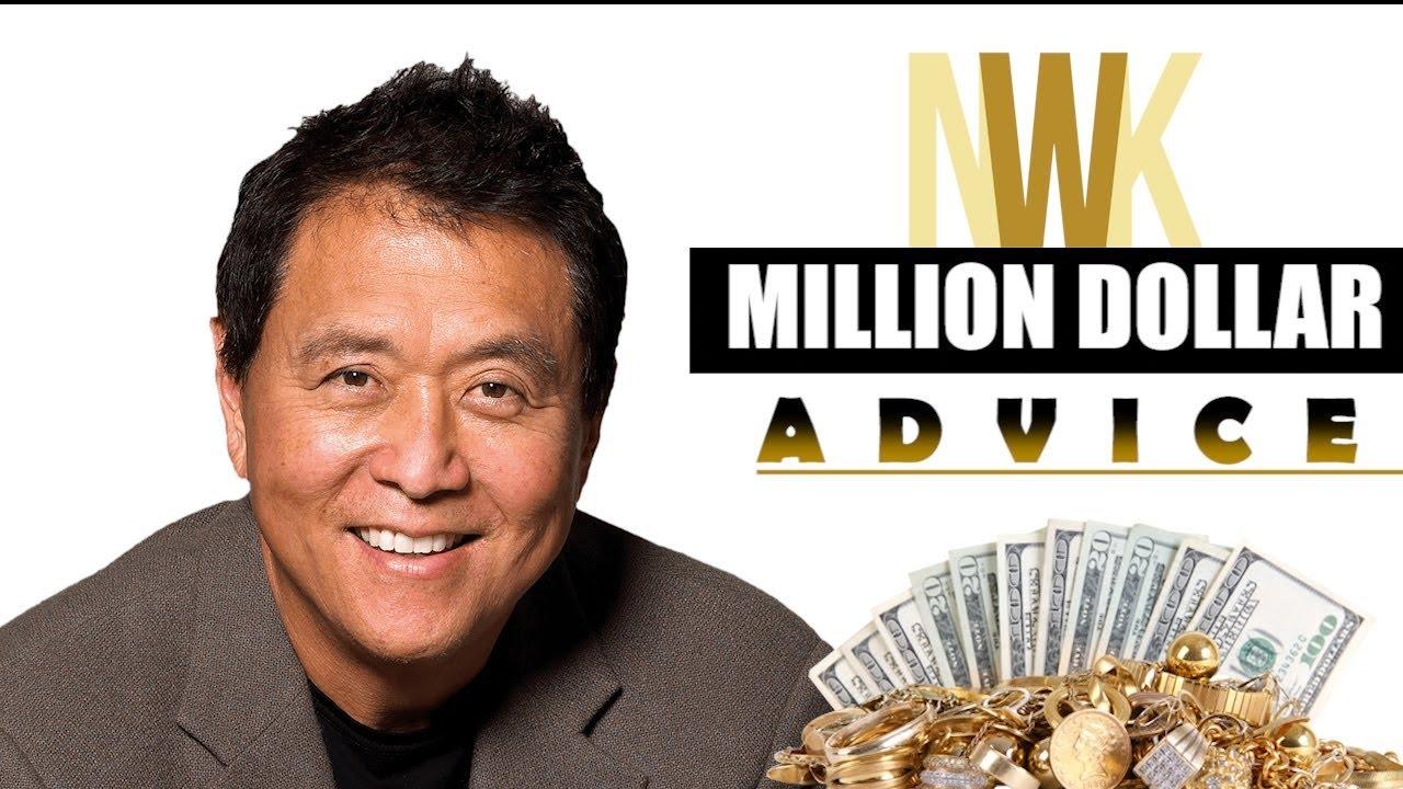 The Million Dollar Advice from Robert Kiyosaki
