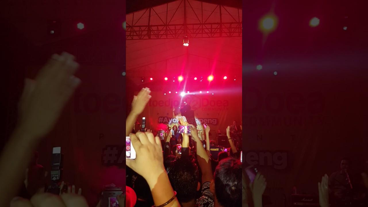 Tumming&Abu ANJI Live in Konser