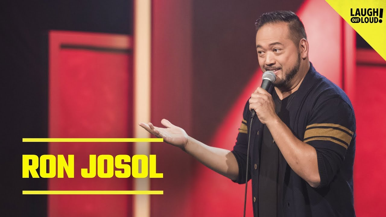 Ron Josol Is The Bootleg Version Of The Rock | Just For Laughs