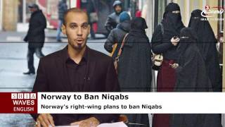 Norway seeks ban on burqas in the classroom
