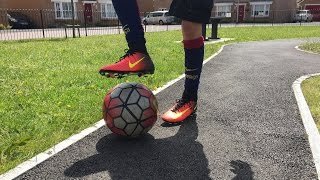 Nike Mercurial Superfly 5 - Kids Unboxing(First Ever Nike Mercurial Superfly 5 for Kids Unboxing by The Great David R. Subscribe to see more., 2016-05-31T14:46:08.000Z)