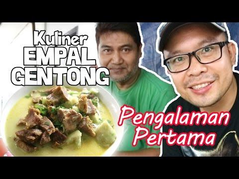 Pengalaman Pertama Kali Makan Empal Gentong Cirebon Enak Yang Ada di Jakarta