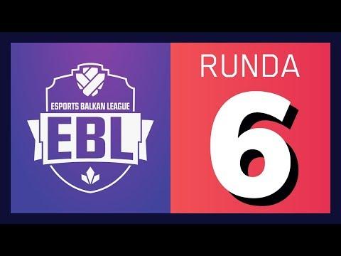 EBL LoL Runda 6 - Crvena Zvezda vs WILD w/ Sa1na i Mićko