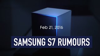 Samsung Galaxy S7 rumours - week 2: techradar