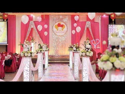 Hello Kitty Wedding Decorations