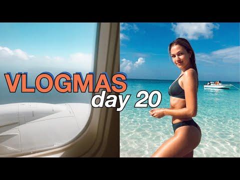 Vlogmas Day 20: Traveling To Turks & Caicos   Maddie Cidlik