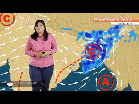 Weather Forecast for April 1: Rain in Kashmir and Himachal, heat wave in Maharashtra