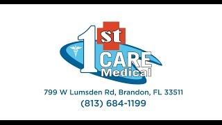 1st Care Medical, Brandon, FL