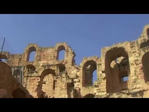 El Jem Roman amphitheatre, Tunisia