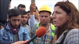 3. Havalimanı'nda çalışan yüzlerce işçi iş bıraktı