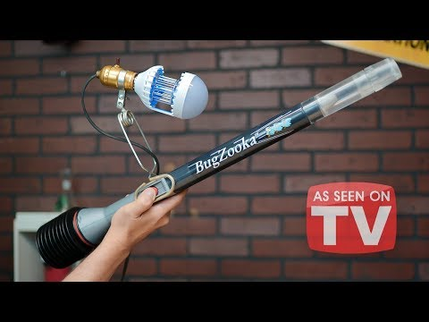 As Seen On TV Pest Control Gadgets TESTED!